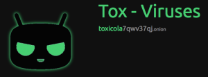 Tox-Ransomware